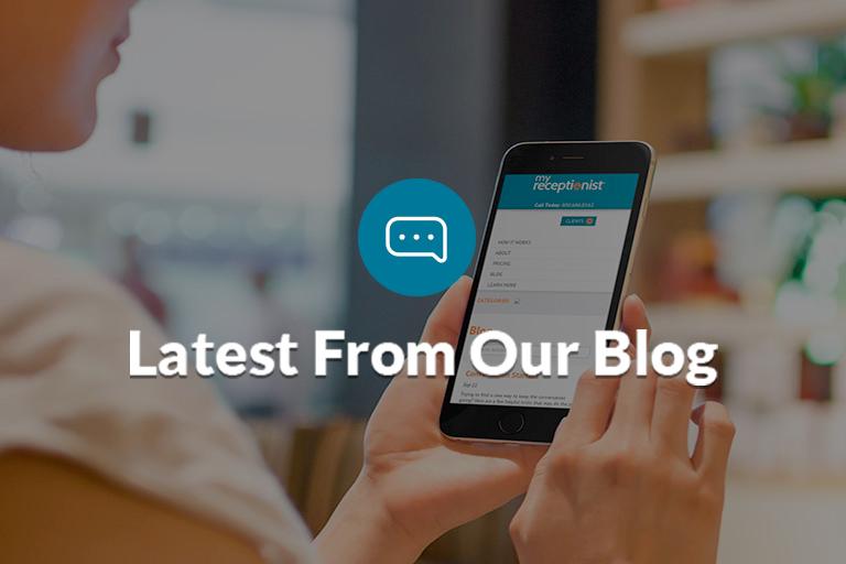 My Receptionist Blog