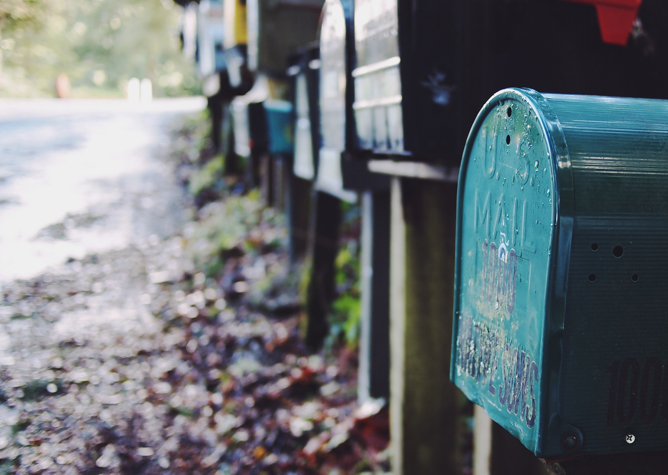 giving back for the holidays final week mailboxes images